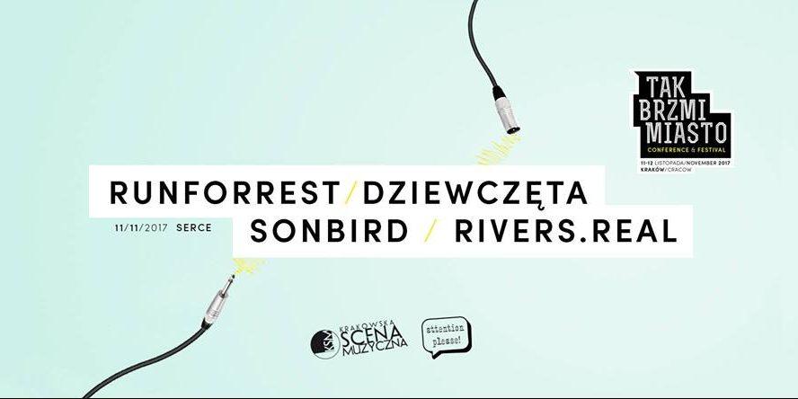Plakat Promujący Koncerty W Klubie Serce Muzykoholicycom