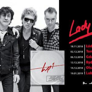 Lady Pank - Trasa LP1 - Łódź @ ul. Łąkowa 29, 90-554 Łódź
