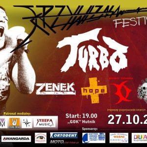 Krzywizna Fest 2018! @ ul. Hutnika 4