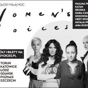 """""""WOMEN'S VOICES"""" W TRASIE PO POLSCE! @ CKK Jordanki"""