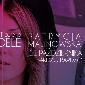 Tribute to Adele by Patrycja Malinowska @ BARdzo bardzo ul. Nowogrodzka 11