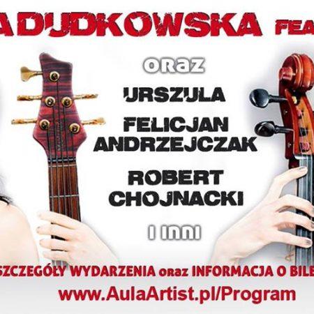 Joanna Dudkowska feat. KOVA & Gwiazdy Polskiej Estrady @ Aula Artis - ul gen. Tadeusza Kutrzeby 10