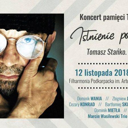 Istnienie Poszczególne - Tomasz Stańko In Memoriam. @ Filharmonia Podkarpacka