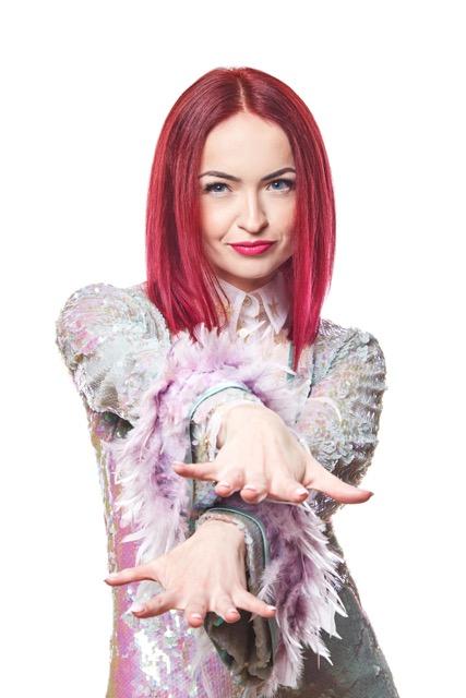 Aga Dyk - solistka i wokalistka zespołu Brathanki