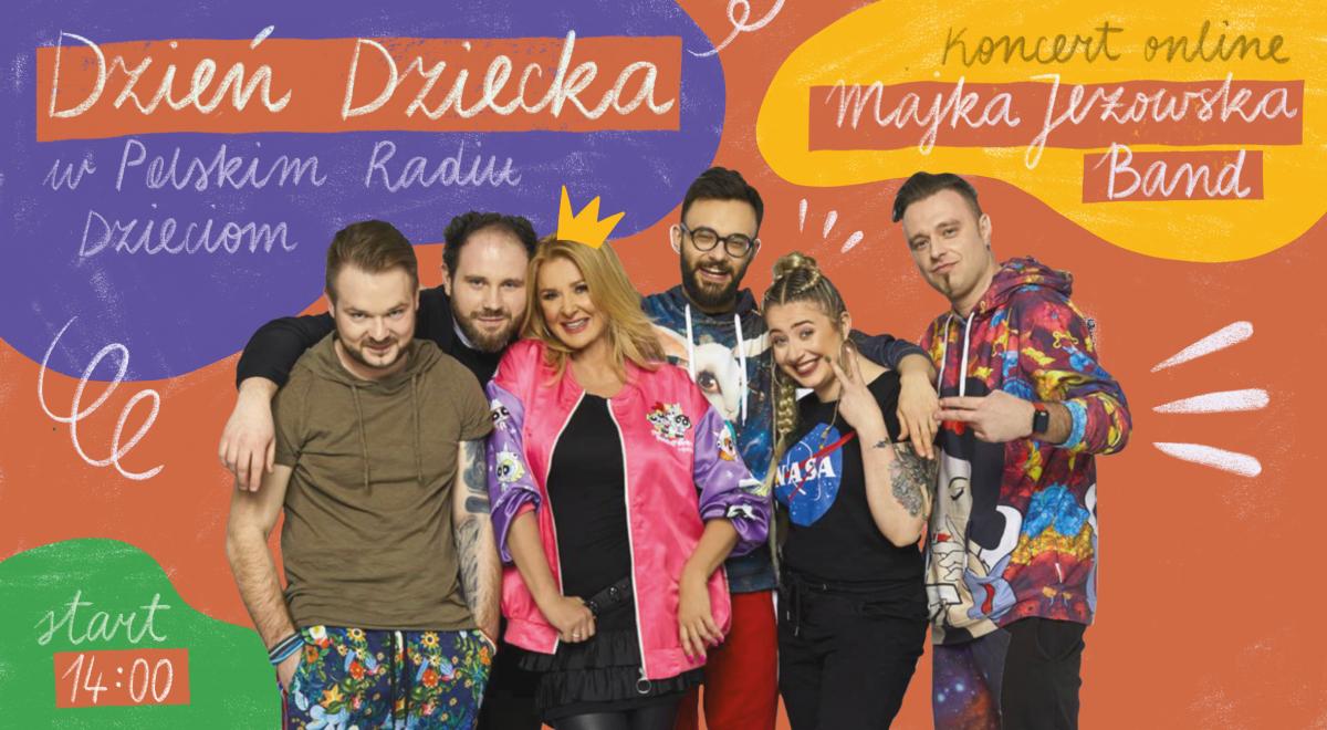 Dzień Dziecka z Majką Jeżowską - artystka zapowiada koncert dla swoich najmłodszych fanów