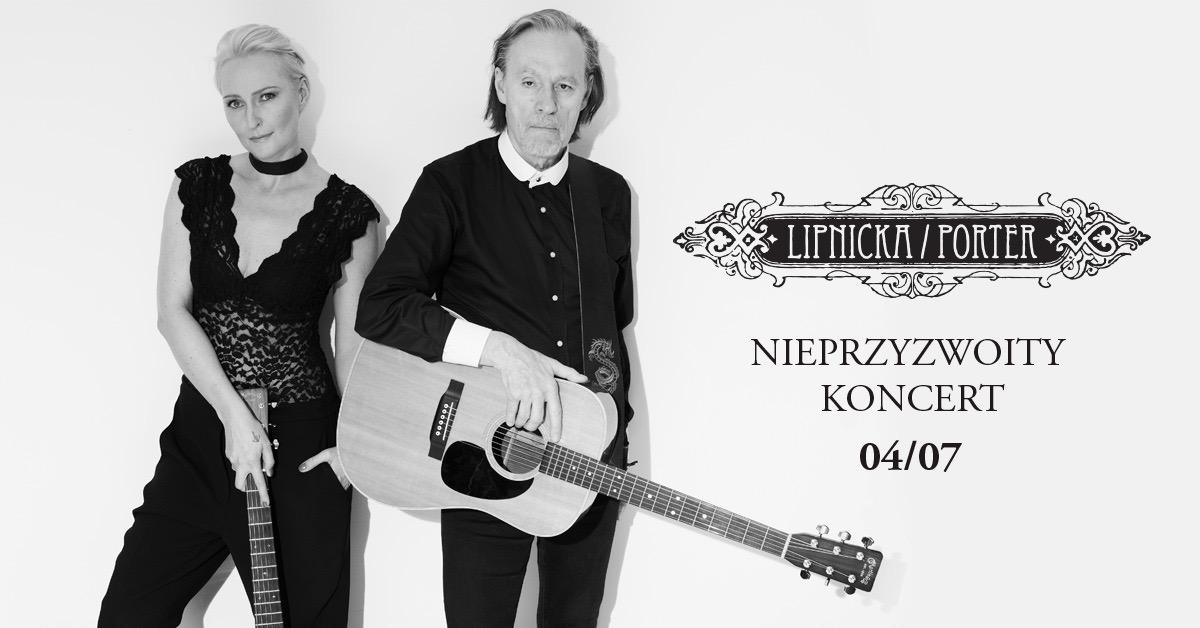 "Anita Lipnicka i John Porter - ich ""Nieprzyzwoity koncert"" już 4 lipca 2020"