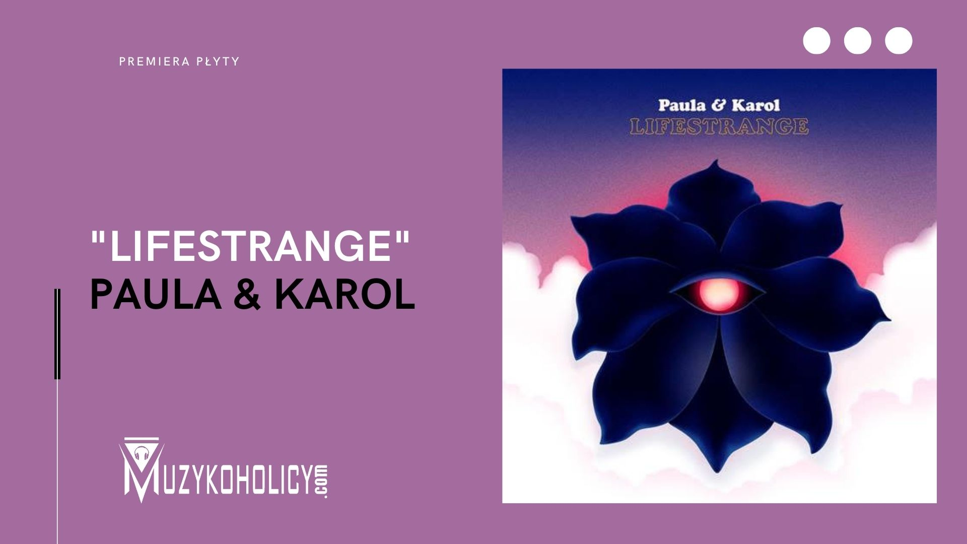 Premiera albumu Pauli i Karola